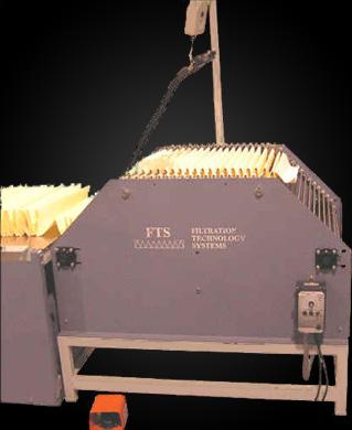 PSC-1  Pleat Spacing Conveyor